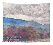 Joel 1 15 Tapestry