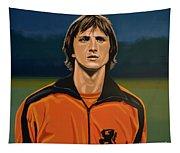Johan Cruyff Oranje Tapestry