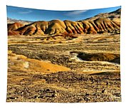 John Day Oregon Landscape Tapestry