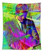 John Fitzgerald Kennedy Jfk In Abstract 20130610v2 Tapestry