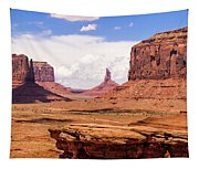 John Ford Point - Monument Valley - Arizona Tapestry