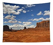 John Ford Point - Monument Valley  Tapestry