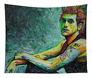 John Mayer Tapestry