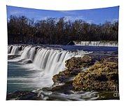 Joplin Grand Falls Overview Tapestry