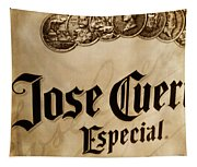 Jose Gold Tapestry