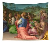 Joseph's Brothers Beg For Help Tapestry