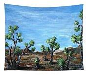Joshua Trees Tapestry