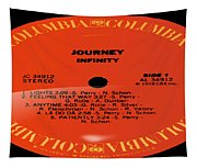 Journey - Infinity Side 1 Tapestry