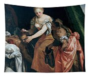 Judith And Holofernes Tapestry