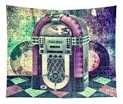 Juke Box Tapestry