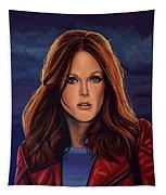 Julianne Moore Tapestry