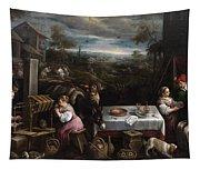 July. Leo Tapestry