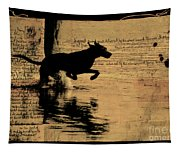 Jumping Tapestry