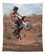 Jumping High Tapestry