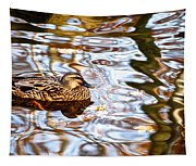 Jungle Water Tapestry