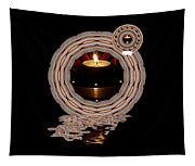 Just A Candle In The Wind Tapestry