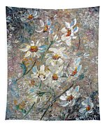 Just Dasies Tapestry