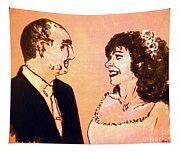 Just Married Tapestry