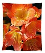 Kaffir Lily Tapestry
