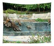 Kahlil Gibran Memorial Garden Tapestry