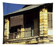 Kampot Old Colonial 02 Tapestry