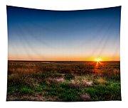 Kansas Sunrise Tapestry