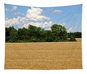 Kansas Wheat Field 3a Tapestry