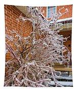 Karma In Winter Tapestry