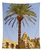Karnak Temple 03 Tapestry