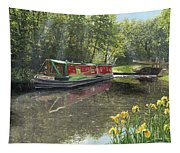 Kathleen May Chesterfield Canal Nottinghamshire Tapestry