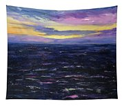 Kauai Sunset Tapestry