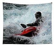 Kayaker 2 Tapestry