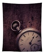 Keeping Time Tapestry