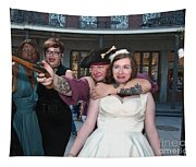 Keira's Destination Wedding - The Pirate Part Tapestry