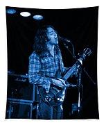 Kent #25 Crop 2 In Blue Tapestry