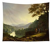 Kentucky Landscape 1832 Tapestry