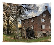 Kerr Grist Mill At Sloan Park Tapestry