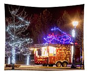 Kettle Corn Stand Tapestry