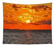 Key West Sunset 11 Tapestry
