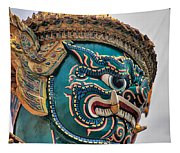 Khmer Guard Tapestry