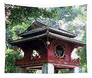 Khue Van Cac Gate Tapestry
