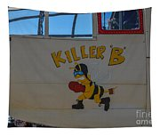 Killer B Tapestry