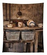 Kitchen Duty Tapestry