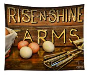 Kitchen  Rise And Shine Tapestry