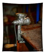 Kitchen - The Meat Grinder Tapestry