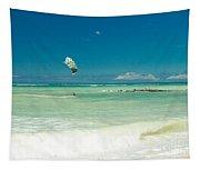 Kite Beach Kanaha Maui Hawaii Tapestry