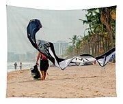 Kiteboard Gear Tapestry