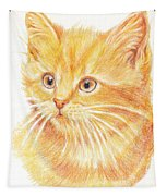 Kitty Kat Iphone Cases Smart Phones Cells And Mobile Cases Carole Spandau Cbs Art 339 Tapestry