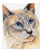 Kitty Kat Iphone Cases Smart Phones Cells And Mobile Cases Carole Spandau Cbs Art 346 Tapestry