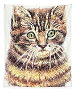 Kitty Kat Iphone Cases Smart Phones Cells And Mobile Cases Carole Spandau Cbs Art 350 Tapestry